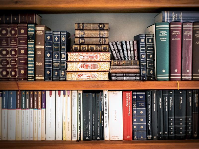 Come organizzare la libreria