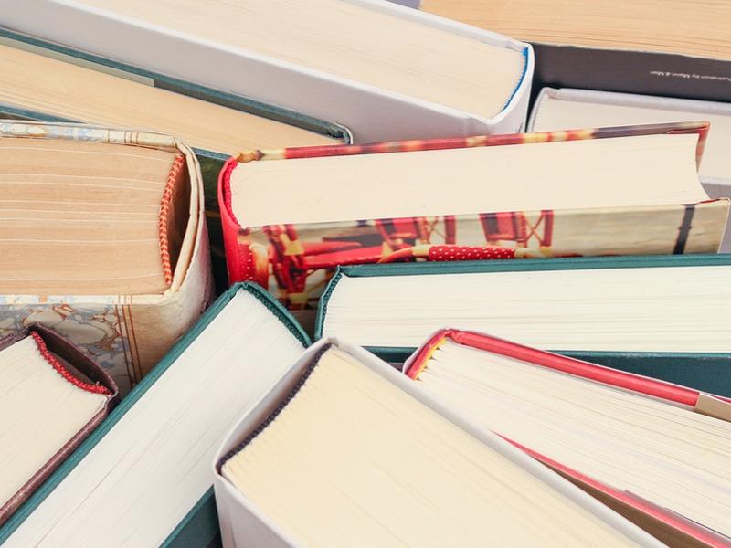 Come pulire i libri