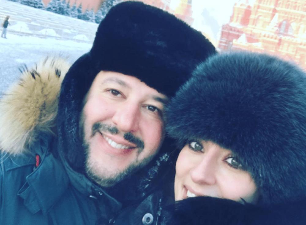 Elisa Isoardi e Matteo Salvini si sposano: matrimonio in vista [FOTO]