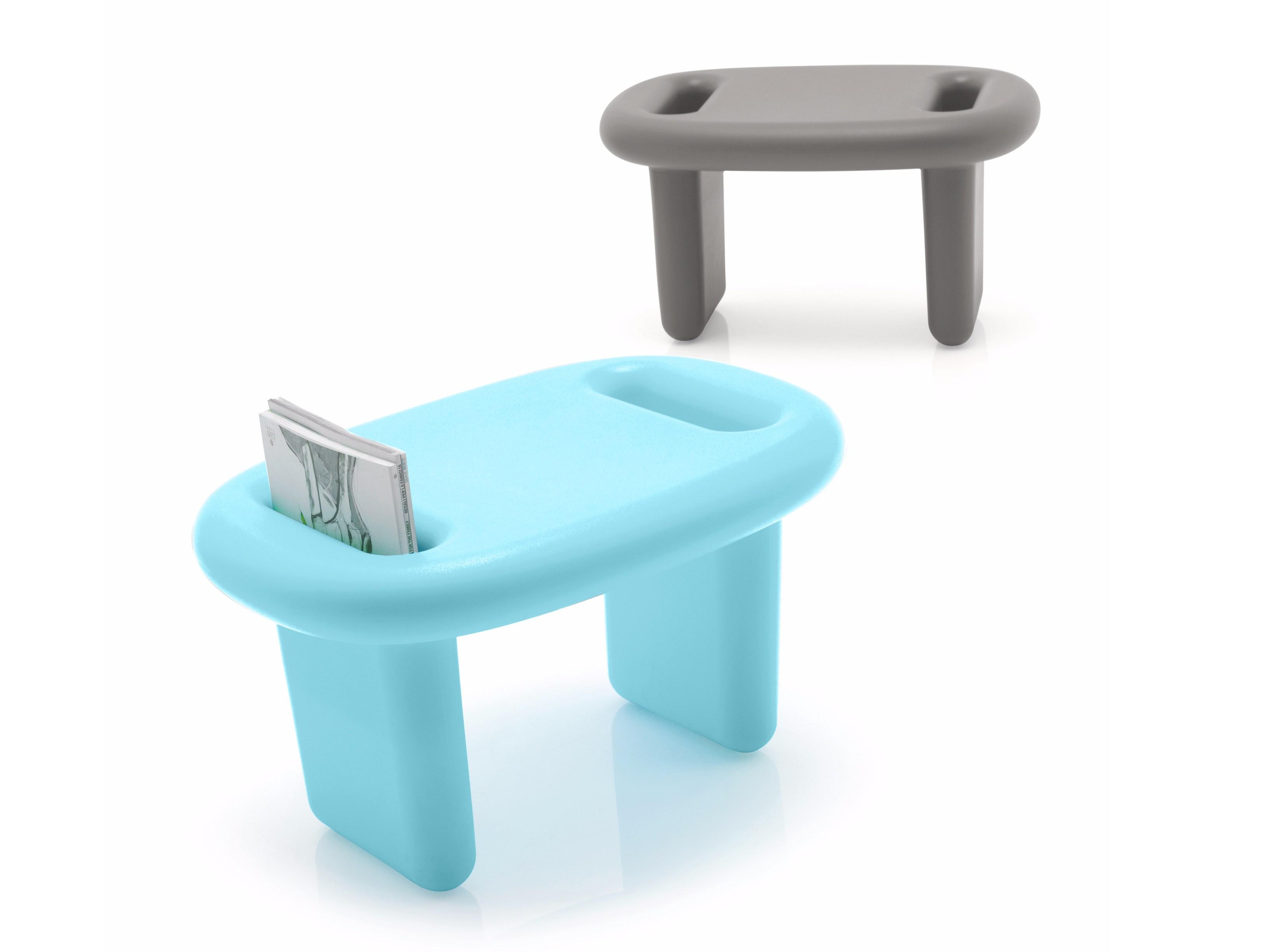 Sgabello tavolino in polietilene SNOOP B LINE