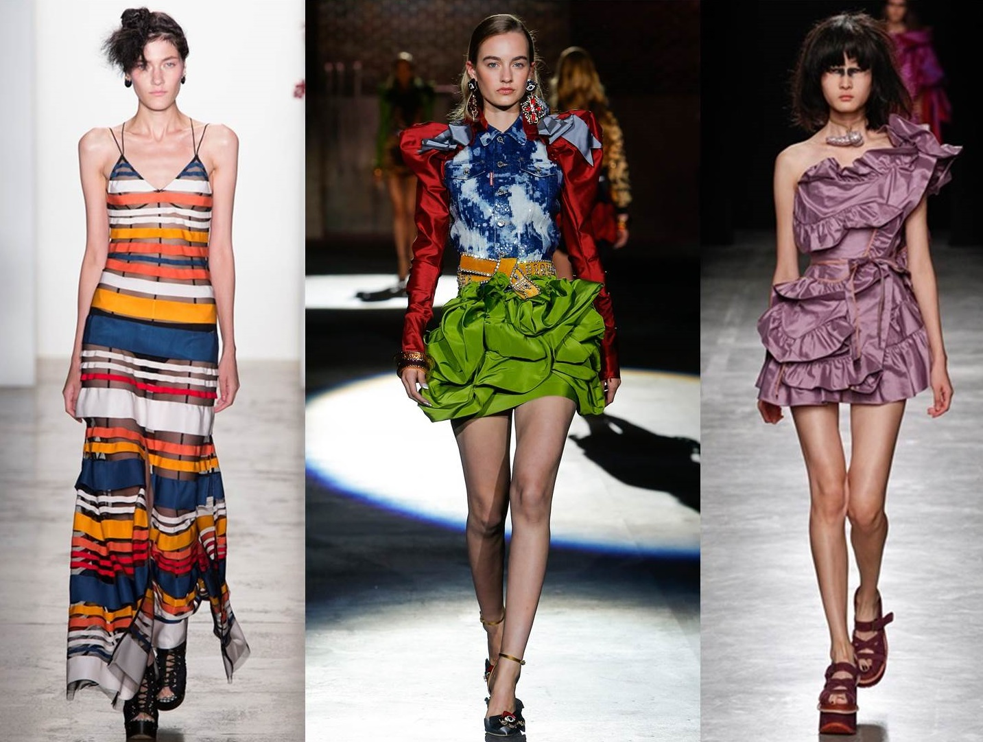 Tendenze moda Primavera/Estate 2017, quale fa per te? [TEST]