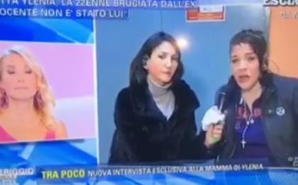 Ylenia Bonavera difende l'ex fidanzato a Pomeriggio 5, Selvaggia Lucarelli attacca Barbara D'Urso [FOTO]