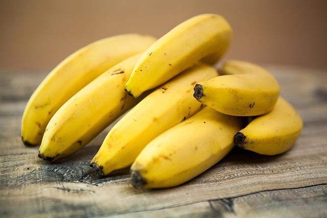 banana pre allenamento