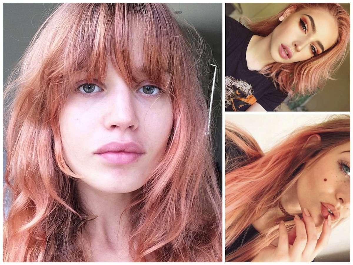 Blorange: la nuova tendenza colore per capelli del 2017 [FOTO]