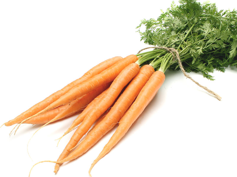 carota pelle luminosa