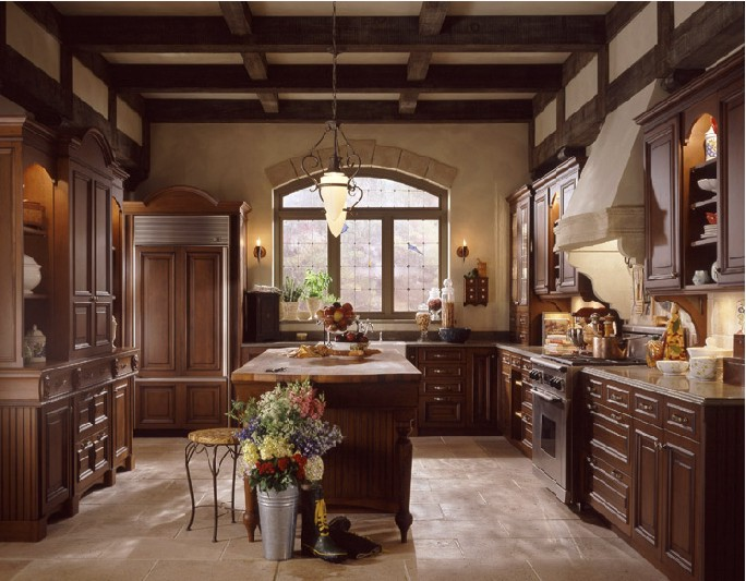 cucina stile toscano