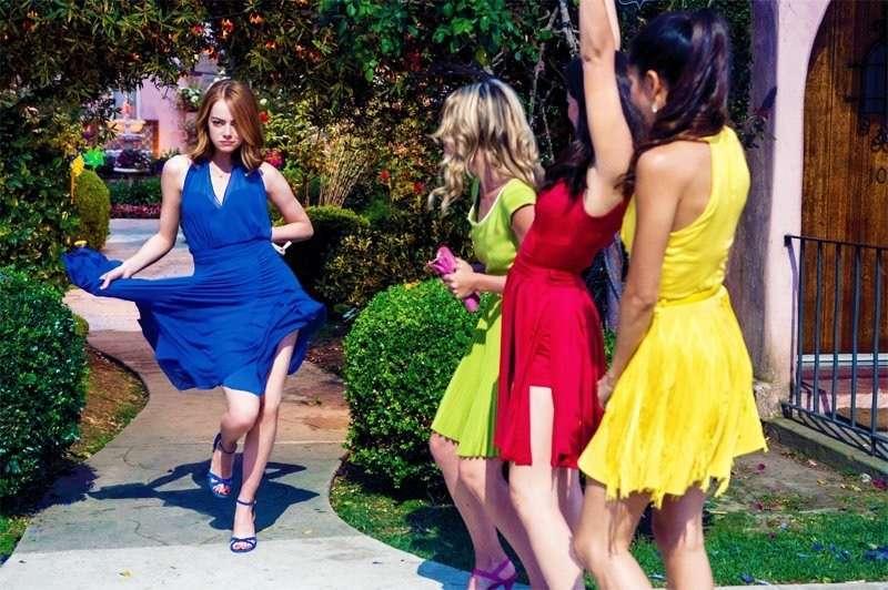La La Land: i look più fashion di Emma Stone nei panni di Mia Dolan [FOTO]