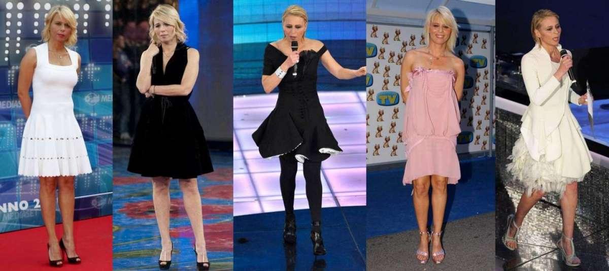 Maria De Filippi, i look più fashion della presentatrice [FOTO]