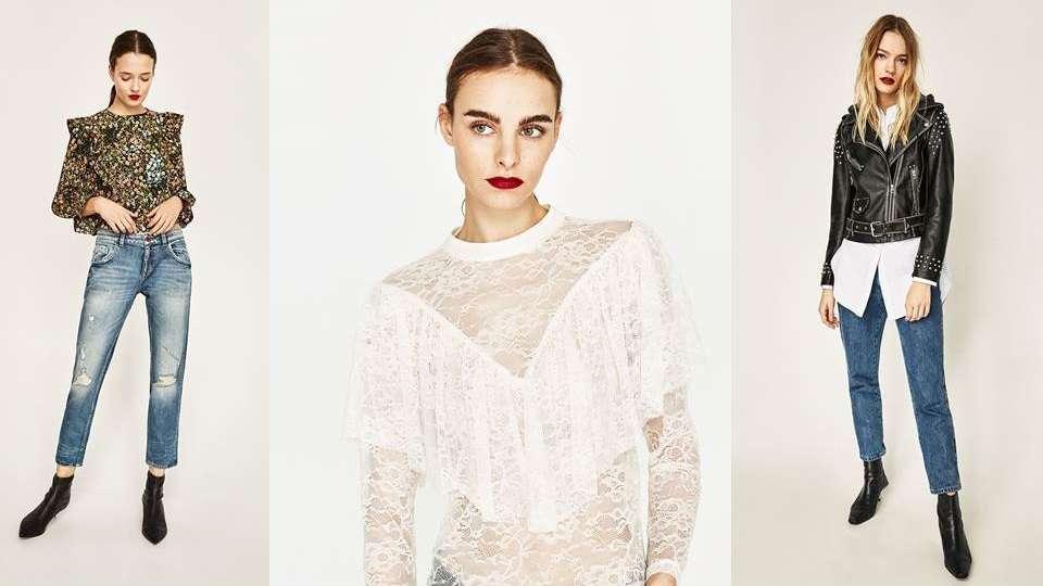 foto ufficiali 0eb77 40cfb Zara, la nuova collezione Primavera/Estate 2017 [FOTO ...