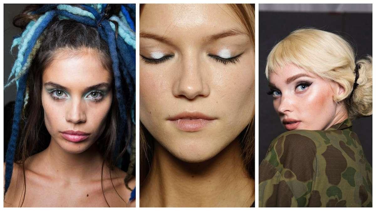 Make up occhi Primavera Estate 2017 tutte le tendenze