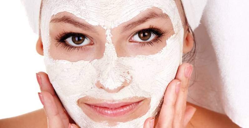 maschera fai da te per pelle luminosa