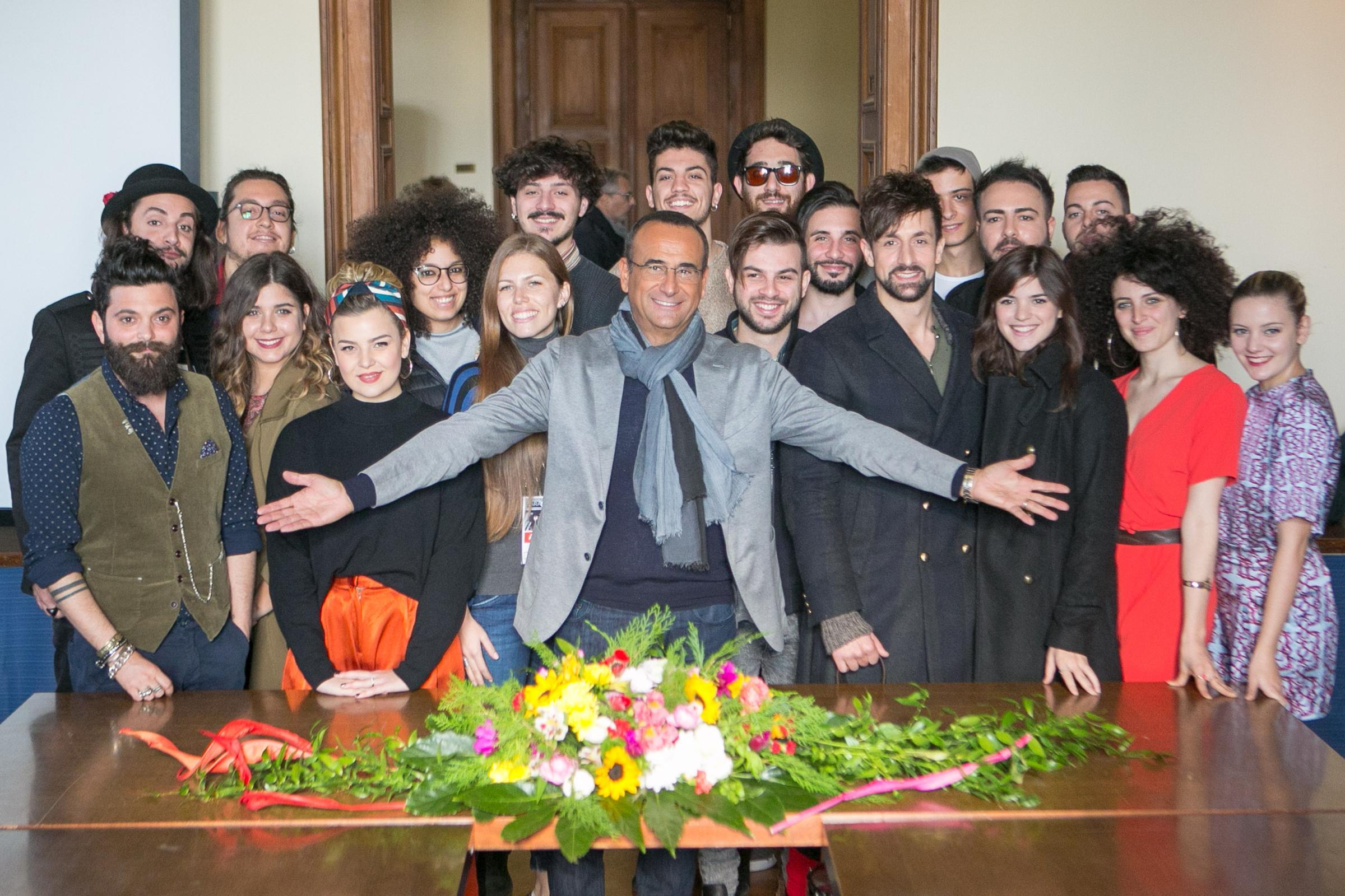 Festival di Sanremo 2017, tutti i cantanti in gara: i partecipanti dai Big ai Giovani