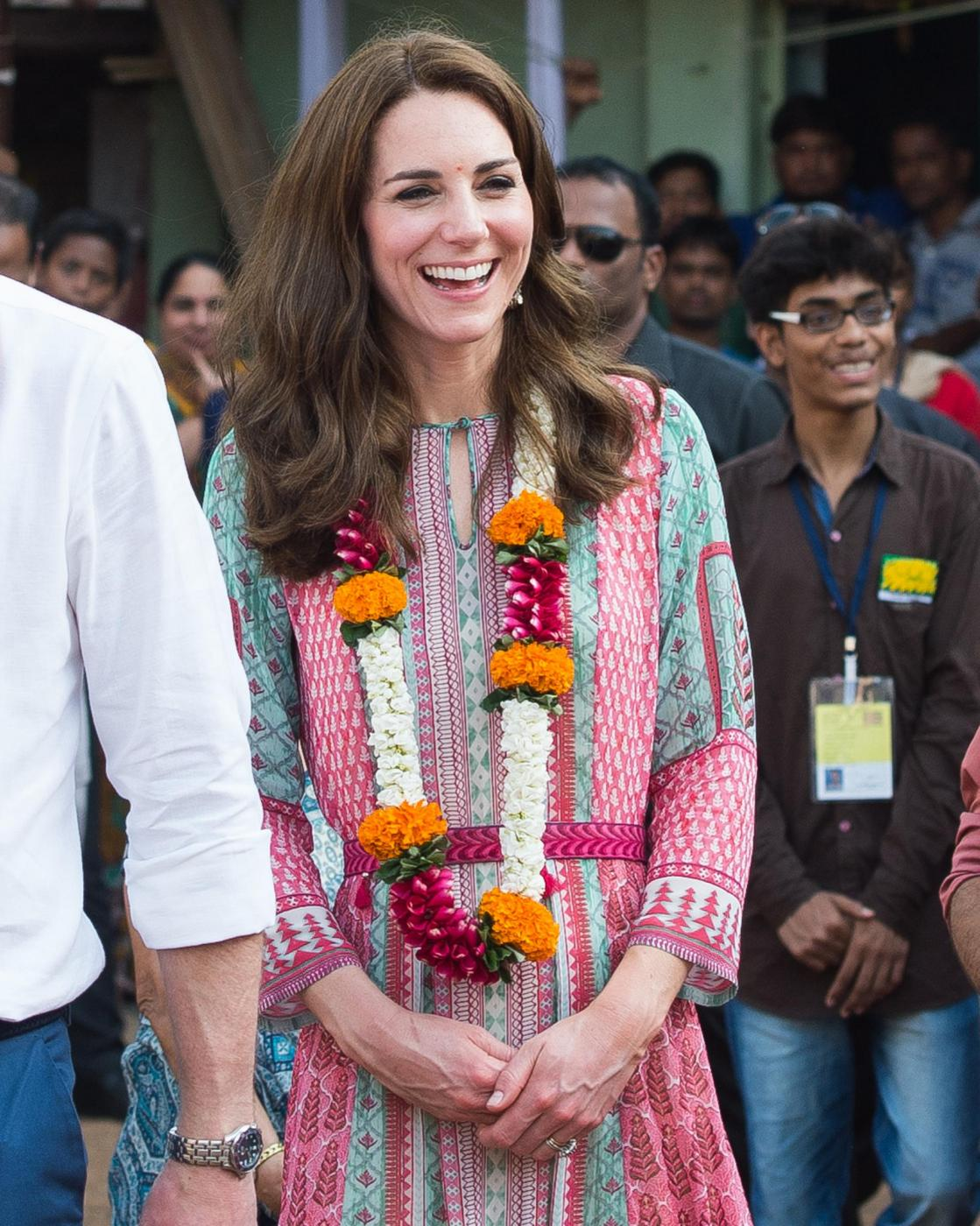 Kate e William visita in India e Bhutan Primo giorno