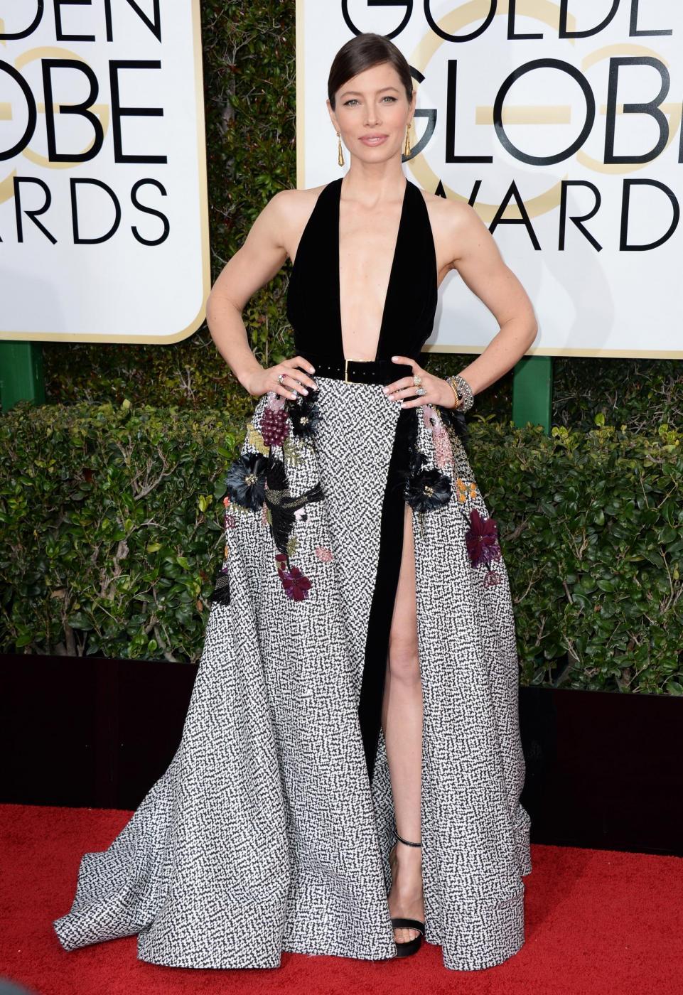 Golden Globe 2017 Red Carpet