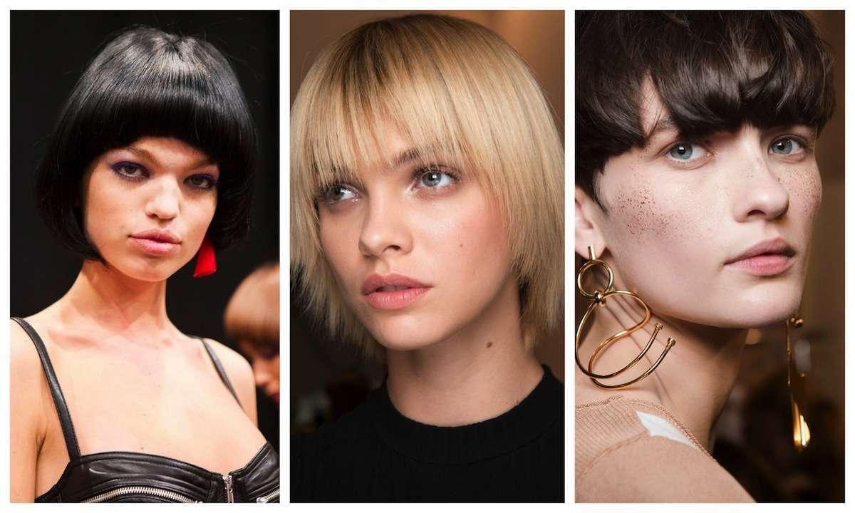 Tagli di capelli corti 2017  le tendenze più glamour  FOTO   2bd1502d93c4