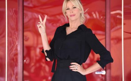 Truccati come la star: il make up di Alessia Marcuzzi
