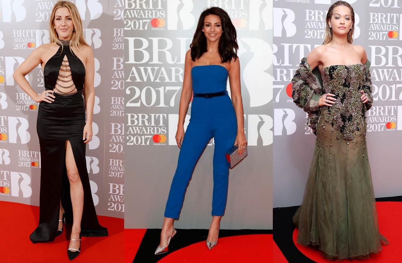 Abiti Brit Awards 2017