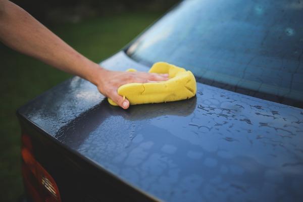 Automobile pulizia
