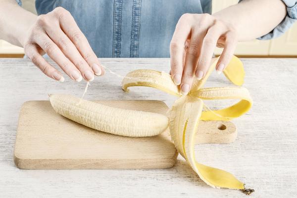 Banana argento