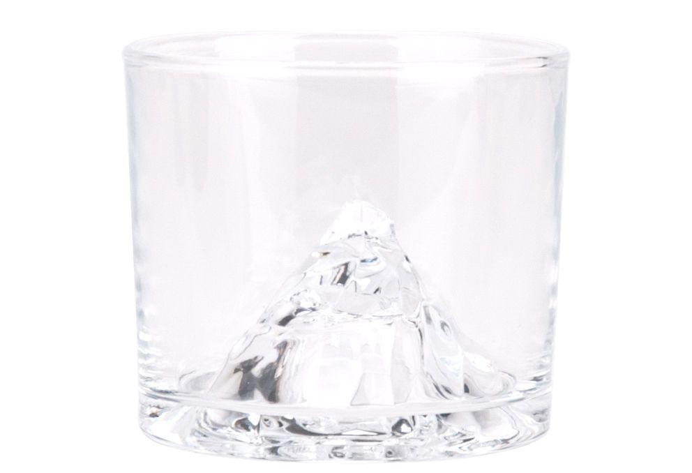 Bicchiere Mountain in cristallo di Pa Design