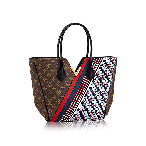 Borsa shopping Louis Vuitton Kimono MM