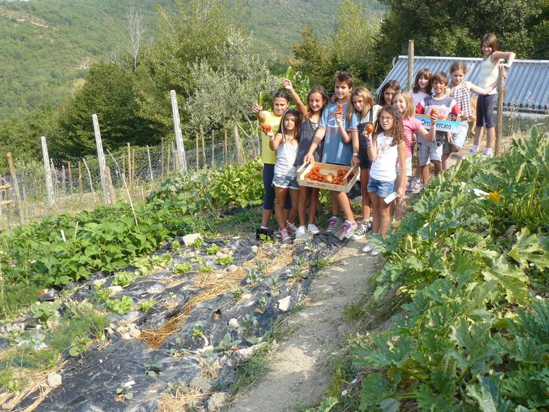Fattoria didattica Aquilone a Gubbio