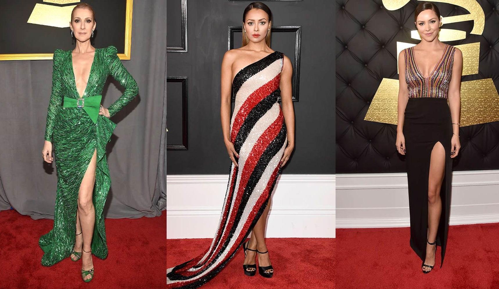 Grammy Awards 2017, gli abiti