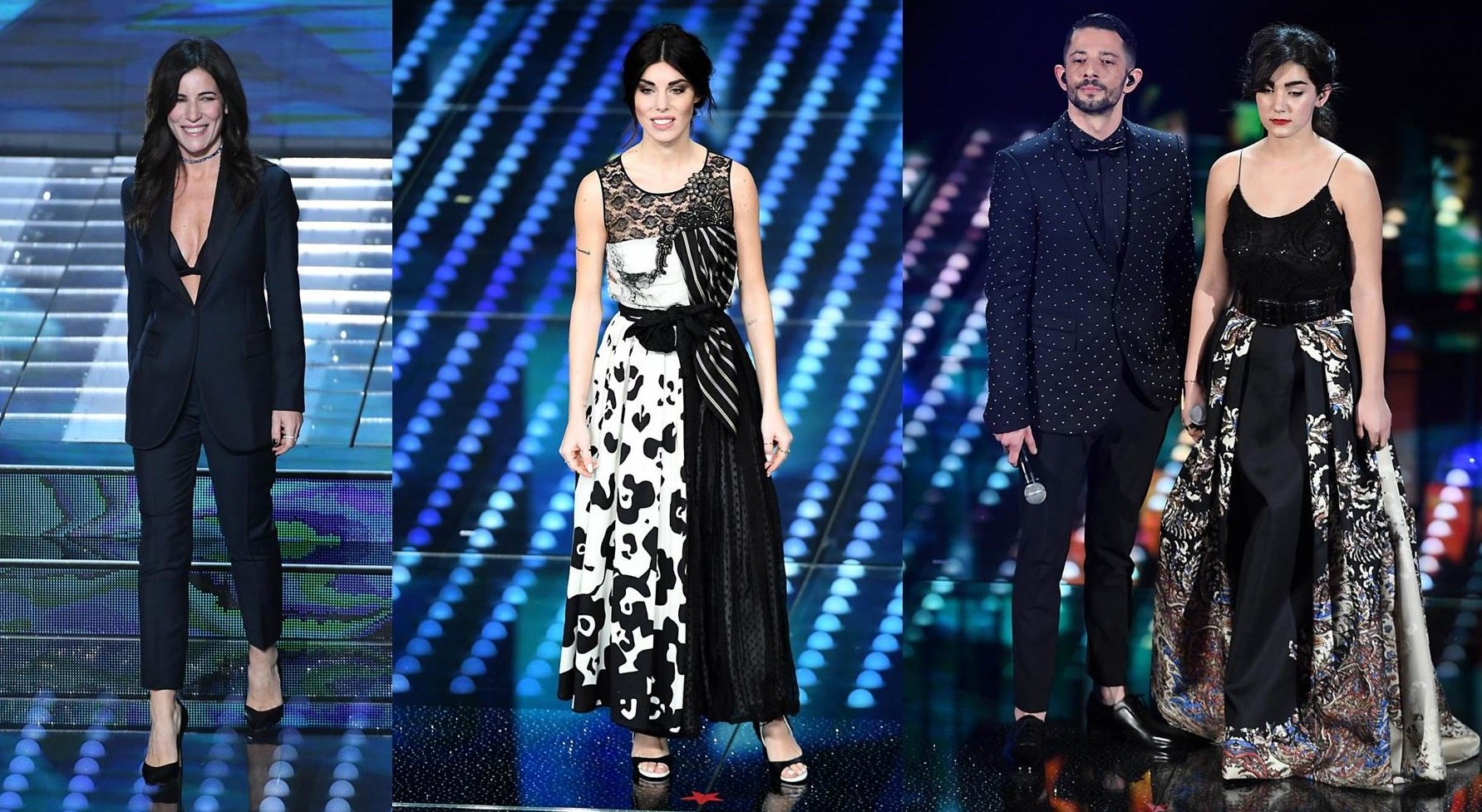 I cantanti a Sanremo 2017 seconda serata