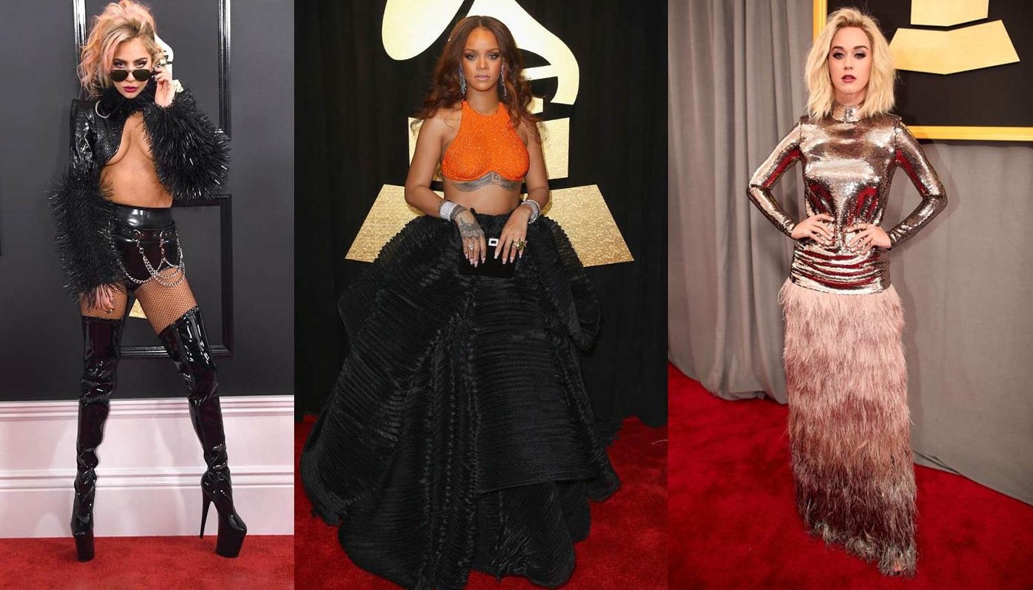 Le star ai Grammy 2017