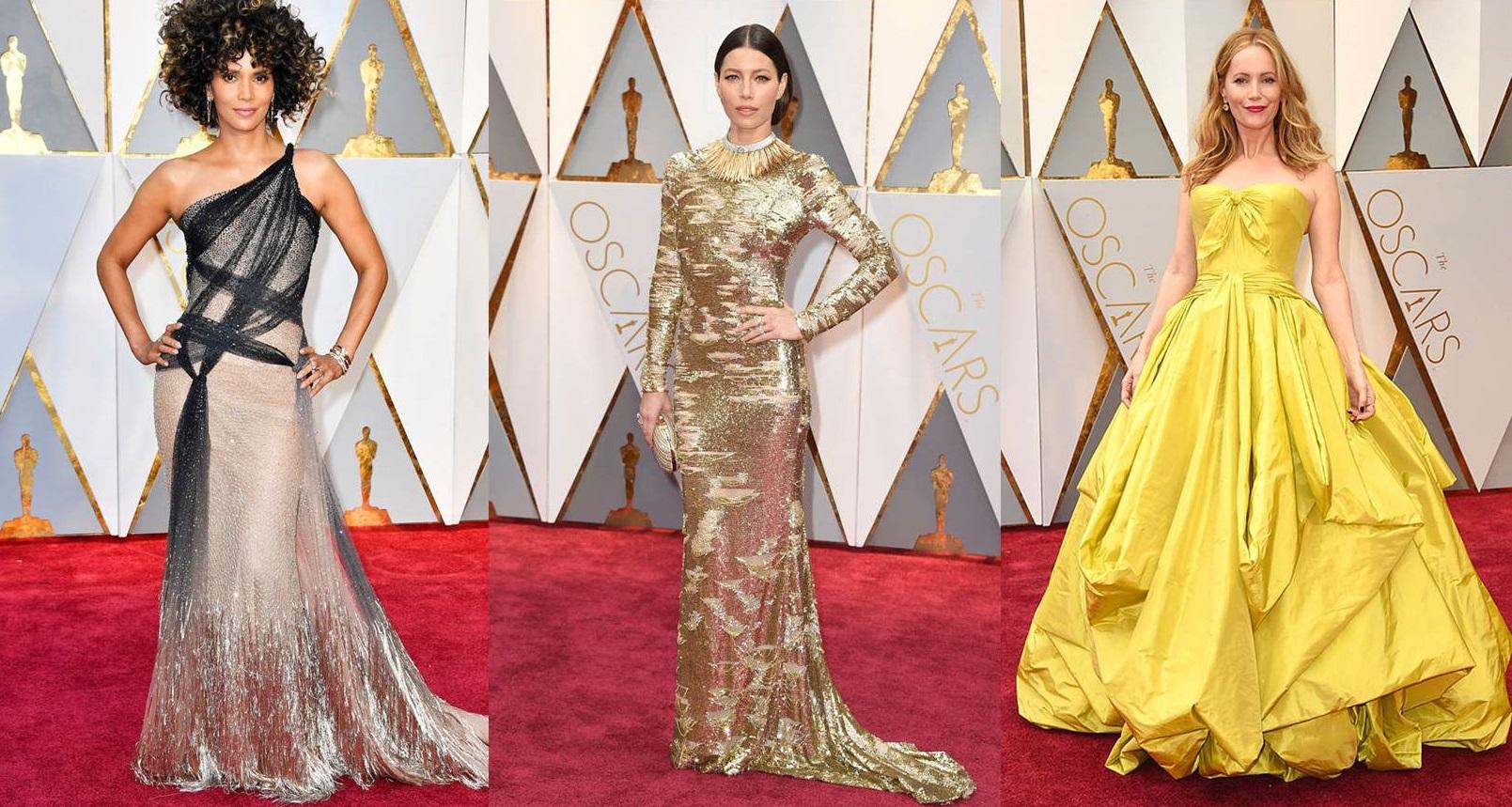 Look Oscar 2017