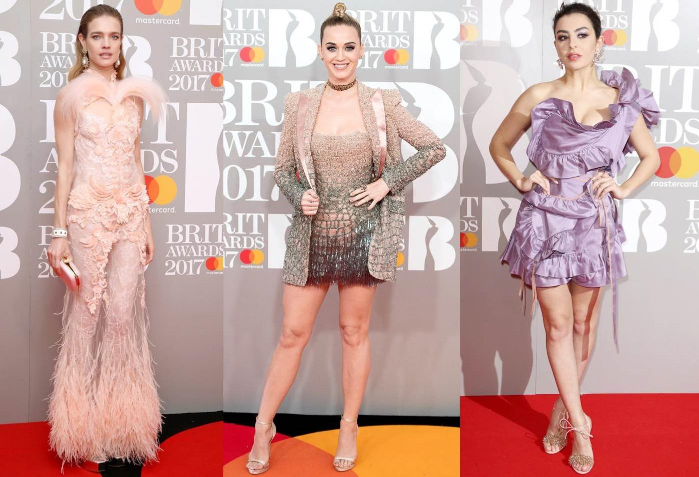 Look star Brit Awards 2017