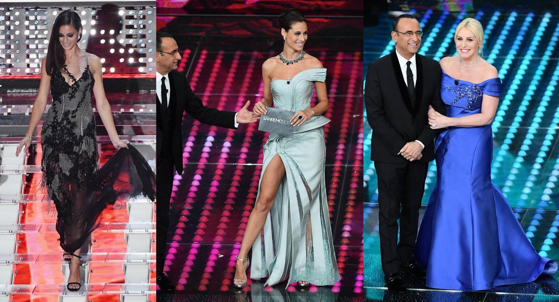 Ospiti Sanremo 2017 quarta serata