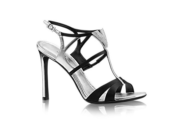 Sandali gioiello Louis Vuitton