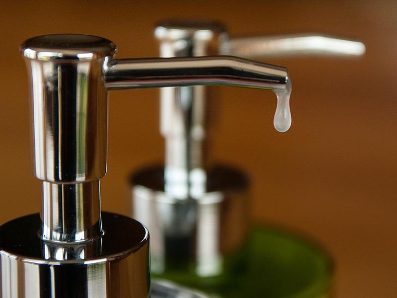 Come fare il sapone liquido in casa