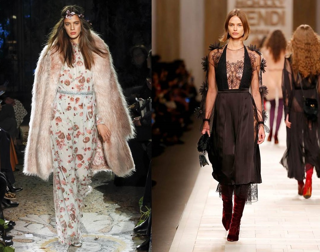 Sfilate Milano Moda Donna 2017