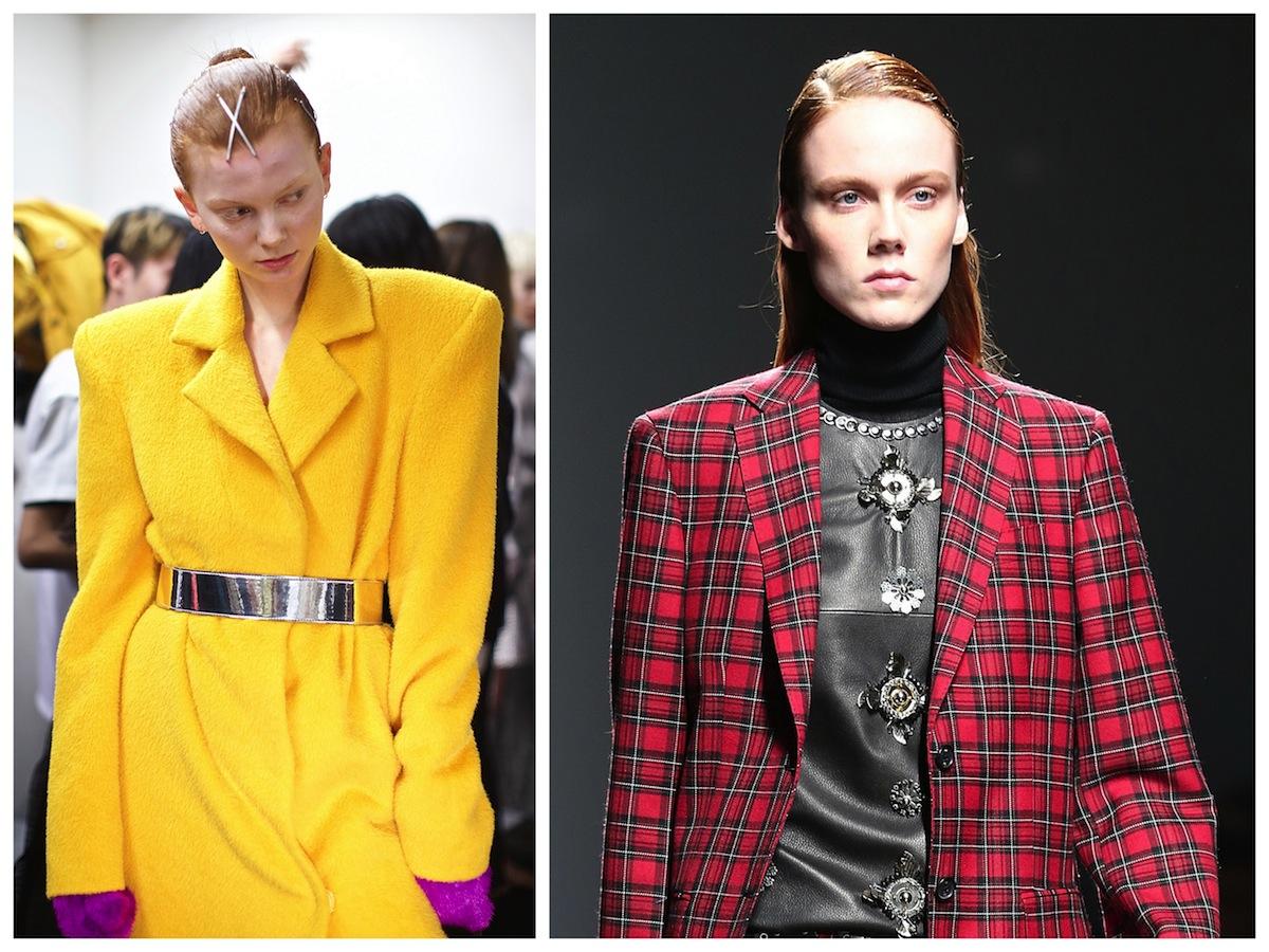 Tendenze capelli milano fashion week 2017