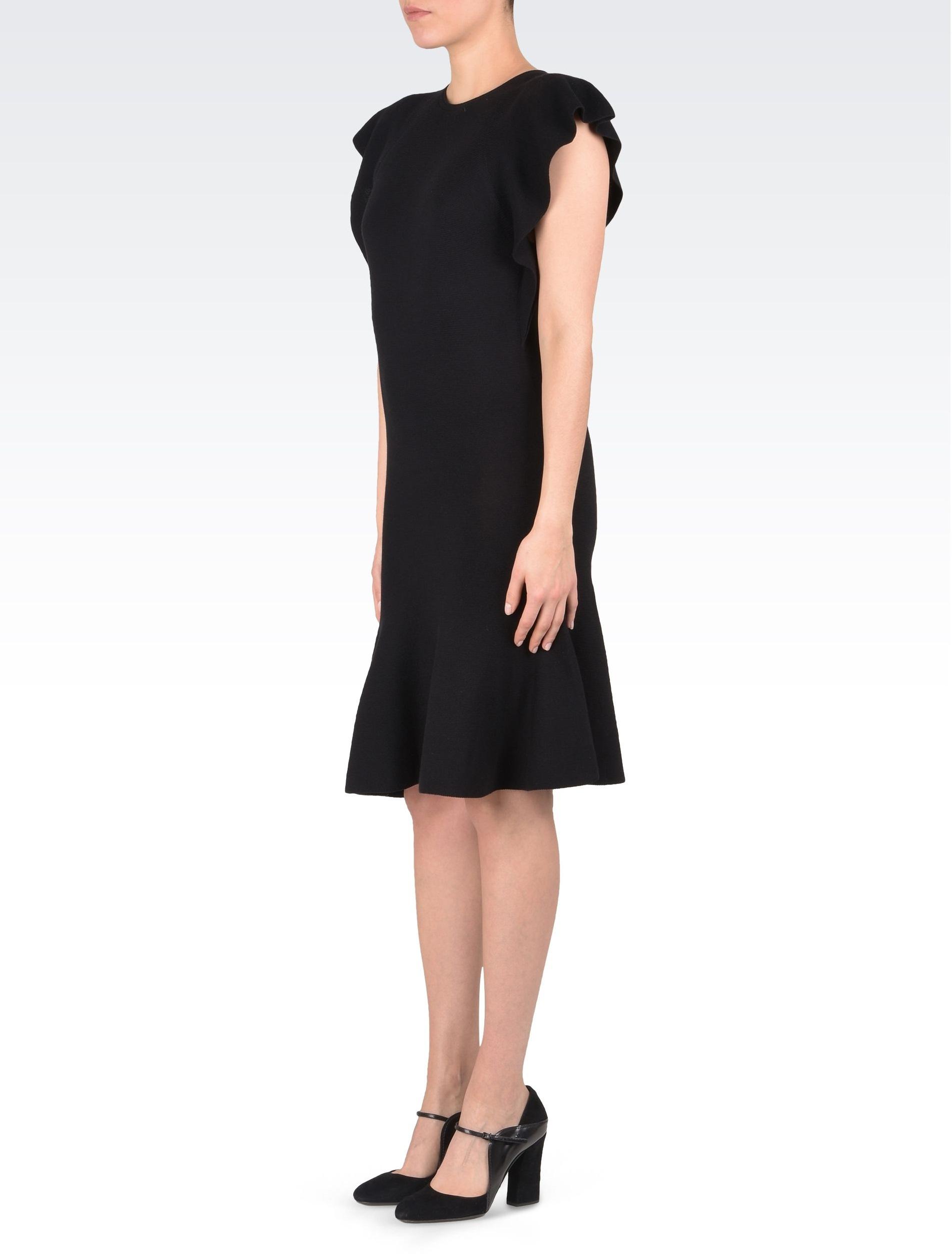 Vestito Armani nero corto