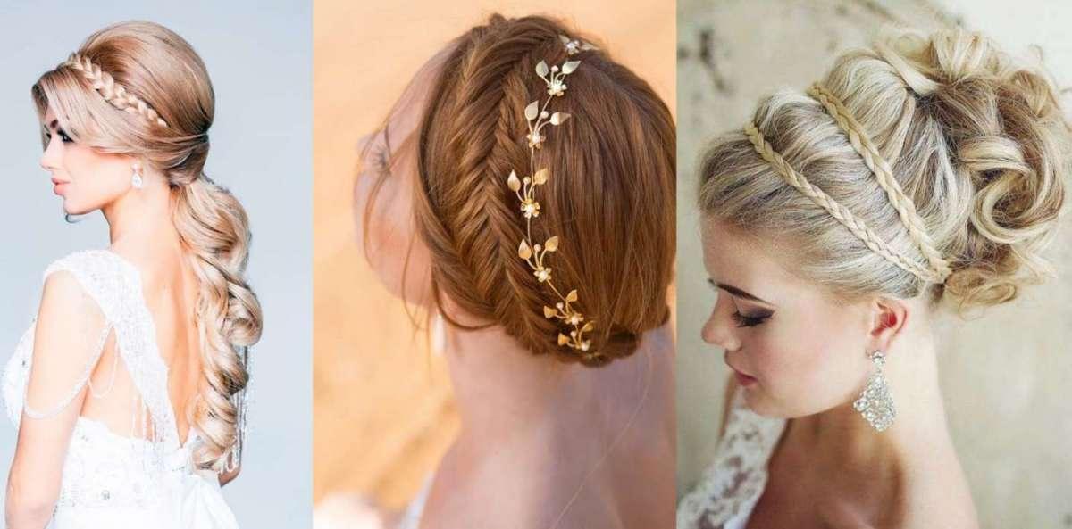 Acconciature da sposa alla greca le idee più eleganti e raffinate [FOTO]