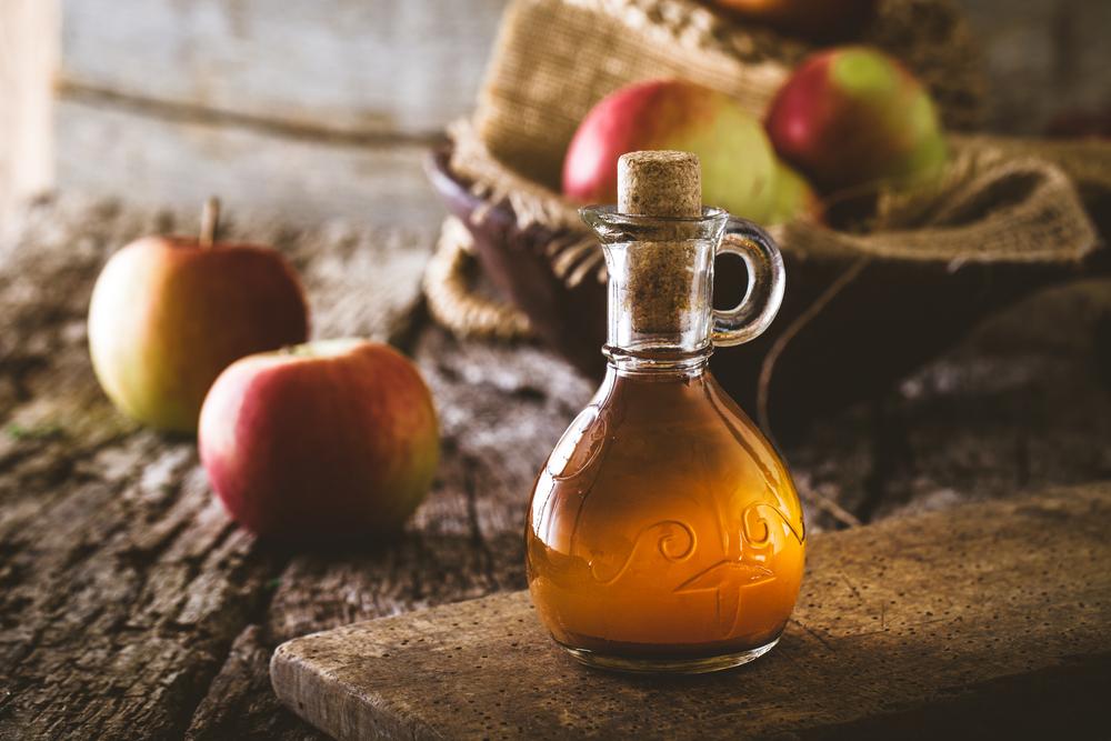 aceto di mele contro la cellulite