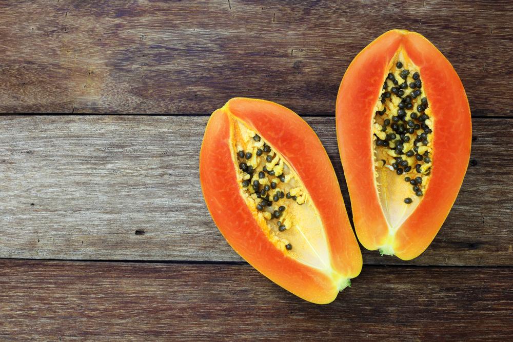 alimenti contro cellulite papaya