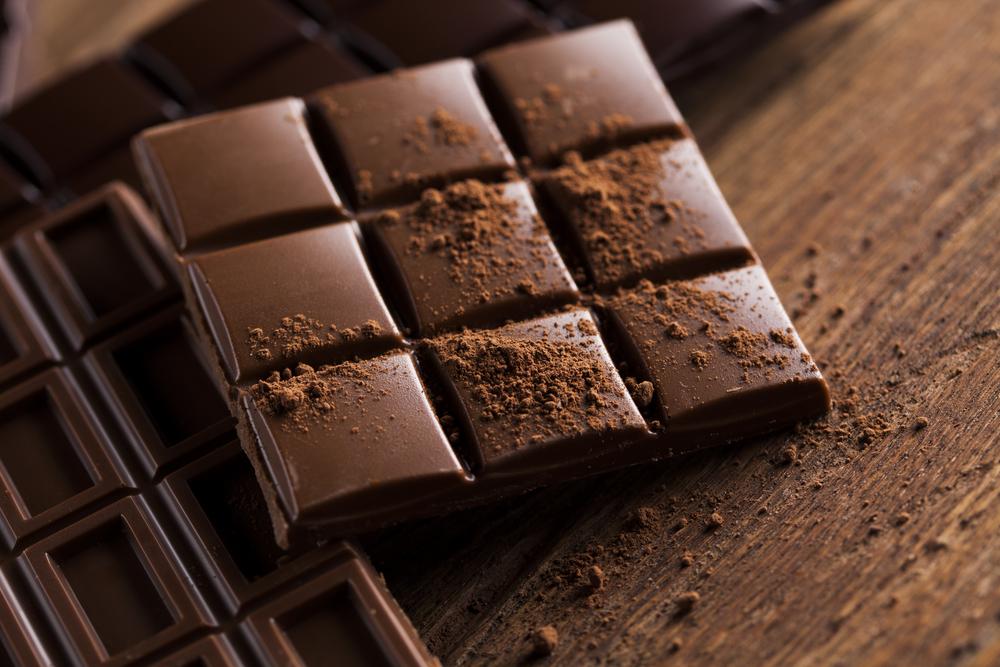 alimenti potassio cioccolato