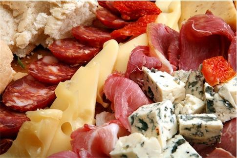 carne formaggi proteici