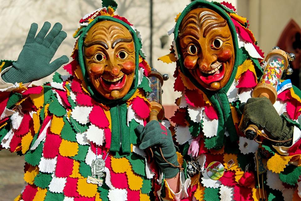 Maschere di Carnevale, i nomi di tutte quelle italiane più famose [FOTO]