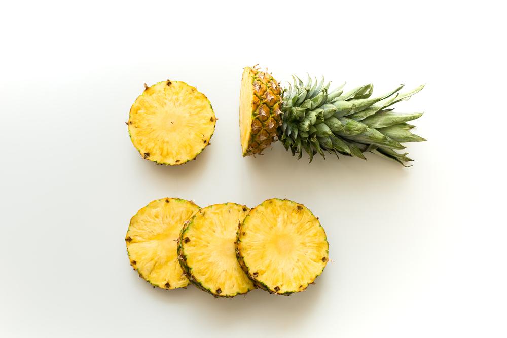 cibi anticellulite ananas