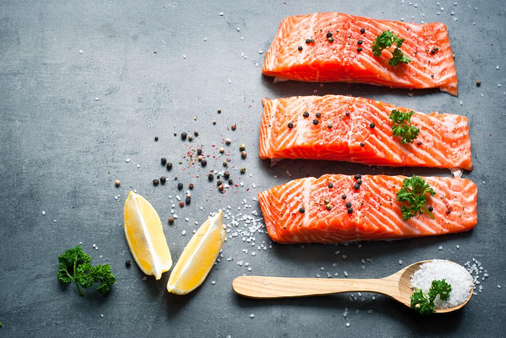 cibi anticellulite pesce