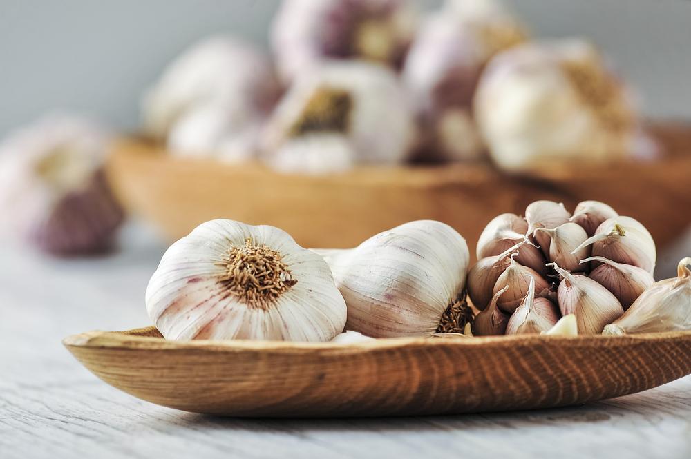 cibi contro la cellulite aglio