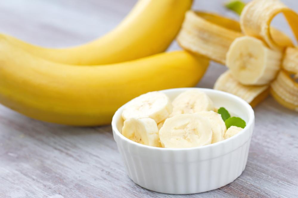 cibi contro la cellulite banane