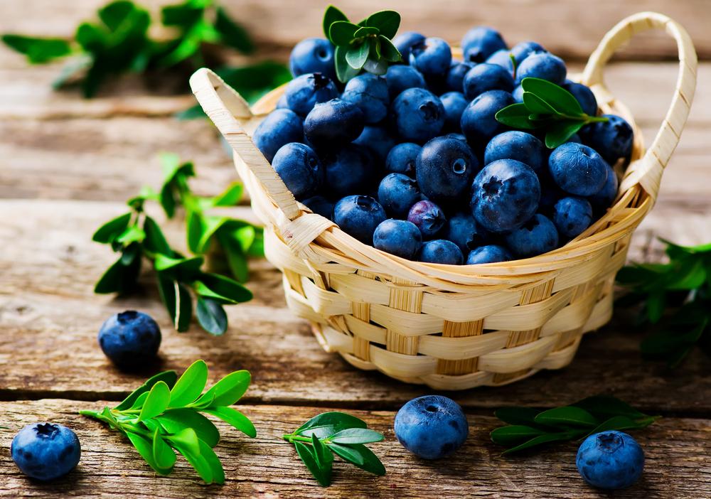 cibo contro la cellulite mirtilli