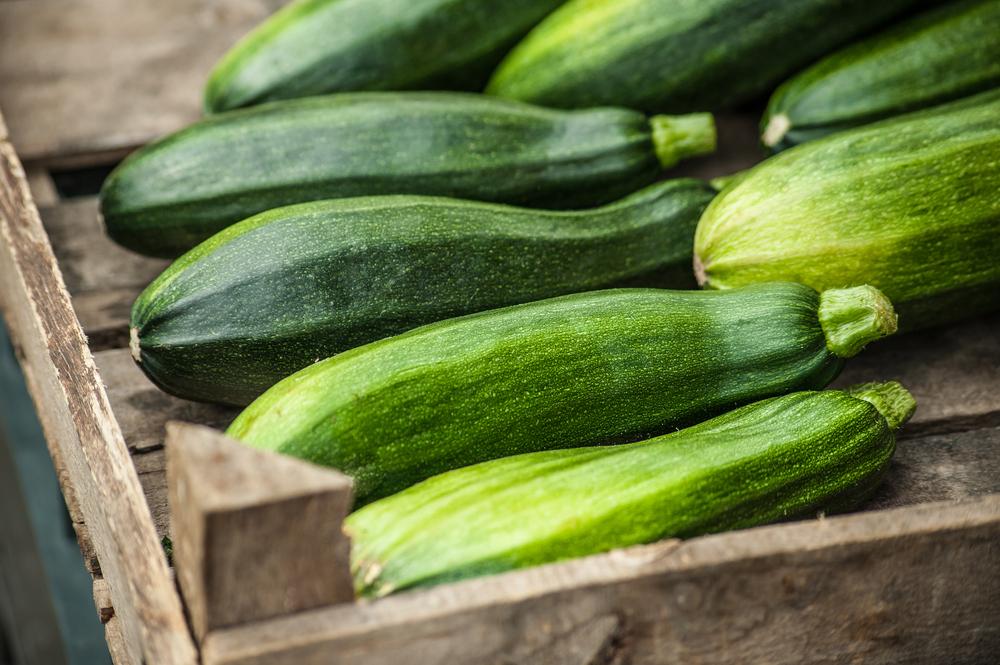 cibo contro la cellulite zucchine