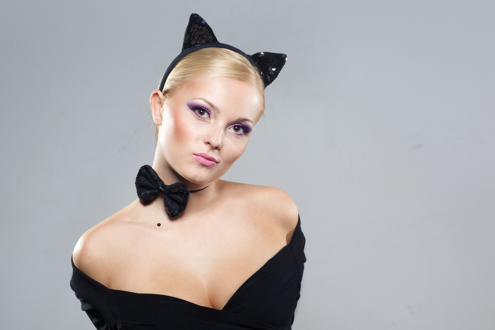 Costume di Carnevale da gatta